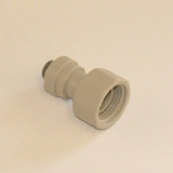 Water Filter Pushfit Adapter 1/2 inch Female to 6mm - 76000021